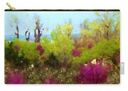 Oklahoma Spring Colors Carry-all Pouch