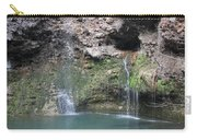 Oklahoma Waterfall Carry-all Pouch