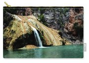 Oklahoma's Turner Falls Carry-all Pouch