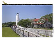 Okracoke Island Lighthouse Carry-all Pouch