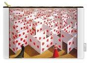 Olbinski Paints Mozart Rafal Olbinski Carry-all Pouch