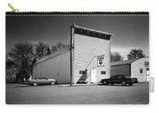 Old 10 Saloon Buffalo North Dakota Carry-all Pouch