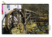 Old 1886 Mill Carry-all Pouch by Karen Wiles