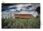 old abandoned house Texico NM Carry-all Pouch