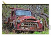 Old Abandoned International Truck Carry-all Pouch