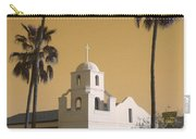 Old Adobe Mission Poster Carry-all Pouch