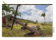 Old Anchor In Kauai Carry-all Pouch