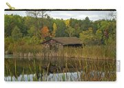 Old Bait Shop On Twin Lake_9626 Carry-all Pouch