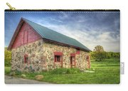 Old Barn At Dusk Carry-all Pouch