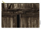 Old Barn Door - Toned Carry-all Pouch