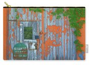 Old Barn Doors  Carry-all Pouch