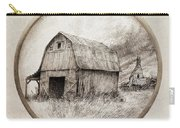 Old Barn Carry-all Pouch by Eric Fan