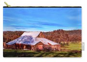 Old Barn In California Carry-all Pouch