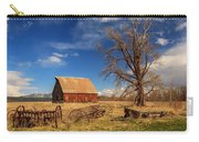 Old Barn In Chester Carry-all Pouch