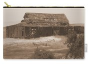 Old Barn In Oregon Carry-all Pouch