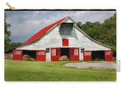 Old Barn Carry-all Pouch by Kristin Elmquist