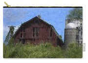 Old Barn On Summer Hill Carry-all Pouch