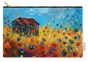 Old Barn  Carry-all Pouch by Pol Ledent