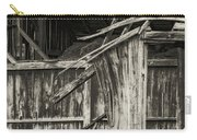 Old Barn Ruin 3 Carry-all Pouch