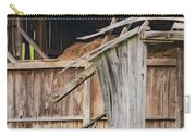 Old Barn Ruin  Carry-all Pouch