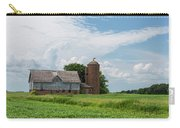 Old Barn Country Scene 4 B Carry-all Pouch