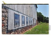 Old Barn Windows Carry-all Pouch