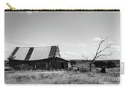 Old Barn With Tree Carry-all Pouch