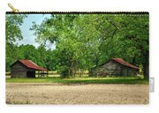 Old Barns In The Woods Carry-all Pouch