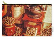 Old Bean Mill Decor. Kitchen Art Carry-all Pouch