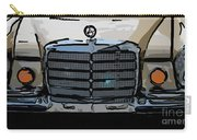 Old Benz Carry-all Pouch