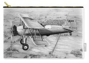 Old Bi Plane Carry-all Pouch