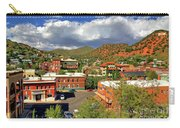 Old Bisbee Arizona Carry-all Pouch