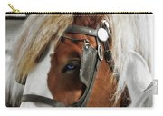 Old Blue Eyes Savannah Carry-all Pouch