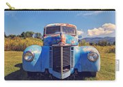 Old Blue Truck Vermont Carry-all Pouch