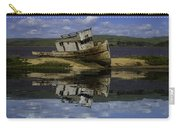 Old Boat Reflection Carry-all Pouch