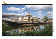 Old Boats Along The Exeter Canal 2 Carry-all Pouch