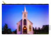 Old Bodega Church Sunset Carry-all Pouch