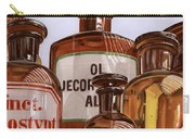 Old Bottles Carry-all Pouch