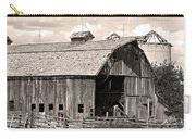 Old Boulder County Colorado Barn Carry-all Pouch