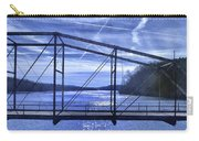 Old Bridge Over The Savannah River 001 Carry-all Pouch