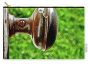 Old Brown Doorknob Carry-all Pouch