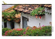 Old Buildings In Puerto Vallarta Mexico Carry-all Pouch