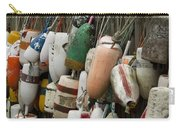 Old Buoys Hanging Out Carry-all Pouch