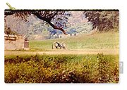 Old Cannon At Gettysburg Carry-all Pouch