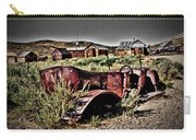 Old Car At Bodie Carry-all Pouch