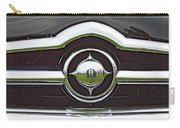 Old Car Grille Carry-all Pouch