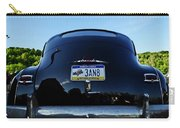 Old Car Trunk With Artistic Background Carry-all Pouch