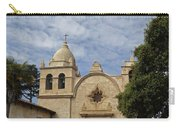Old Carmel Mission Carry-all Pouch