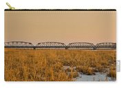 Old Cedar Road Bridge Carry-all Pouch
