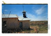 Old Chapel On Route 66 In Newkirk Nm Carry-all Pouch